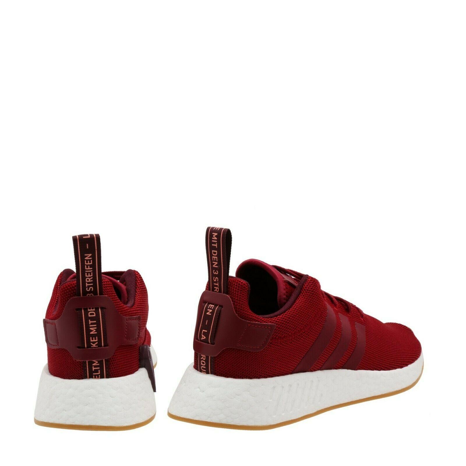 adidas nmd r2 cq2404 burgundowe rozmiar 39 5