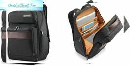 Samsonite Kombi Large Backpack Black/Brown - $74.89