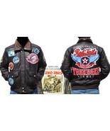 Tuskegee Airmen Leather Jacket - $265.00