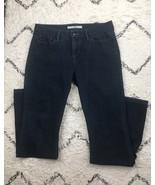 Joes Jeans Women's Muse Fit Bootcut Slight Flare Stretch Dark Denim Pant... - $28.88