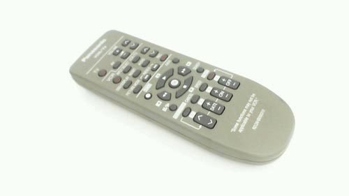 Genuine Panasonic N2QAHB000010 Remote Control