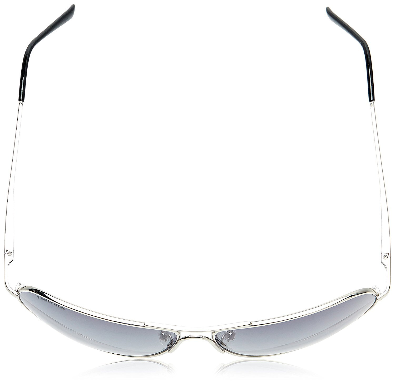 Fastrack Aviator Unisex Sunglasses - (M050BU7 64 Blue)