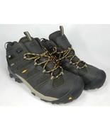 Keen Lansing Mid Size US 13 2E WIDE EU 47 Men's WP Steel Toe Work Boots 1018079 - $118.79