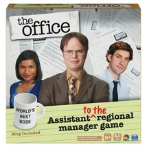 NEW SEALED 2020 The Office NBC Assistant to the Regional Manager Board Game - $27.72