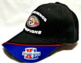 Pittsburgh Steelers Superbowl Xl Conference Champions Hat Mens ONE-SIZE - $20.00