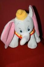 """Disney Kohls Cares 12"""" Dumbo the Flying Elephant Plush Stuffed Animal HTF  - $11.16"""