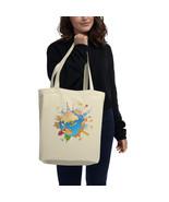 Eco Tote Bag TRAVEL - $30.00