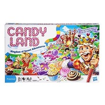 Candy Land World of Sweets Board Game Preschool Ages 3 and up Exclusive - $20.36