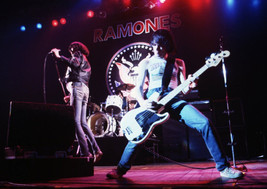 Art print POSTER Dee Dee Ramone, Bass Player With The Ramones - $3.95+