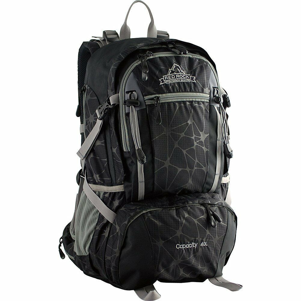Red Rock Gear Bluff Technical Pack Black, Brand New-9005463