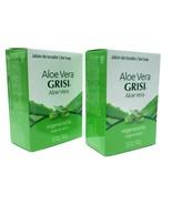 Grisi Natural Aloe Vera Soap Regenerative, 3.5 oz (Pack of 2) - $6.44