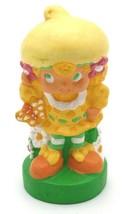 "Strawberry Shortcake Vintage Lemon Meringue Doll 1981 Painted Figurine 5""H - $35.99"