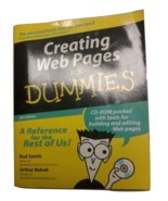 Creating Web Pages for Dummies  - $7.99