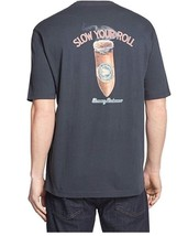 Tommy Bahama 'Slow Your Roll' Original Fit Graphic T-Shirt Size S 100% A... - $39.75