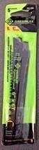 "Greenlee 353-636 6"" x 6 TPI Bi-Metal Drywall Cutting Reciprocating Saw Blade 5PK - $5.45"