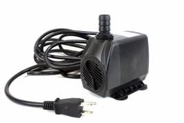 Quiet 793 GPH Adjustable Submersible Water Pump For Aquarium Pond  Hydro... - €24,59 EUR