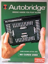 Vintage Autobridge Game by Grimaud For Intermediate Players - $14.10