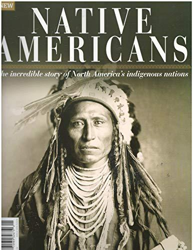 Primary image for All About History Native Americans Magazine [Single Issue Magazine] All About Hi