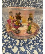 New Disney Fancy Nancy Figure Figurine Play Set  - $28.19