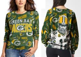 Green Bay Packer 3D Print Sweatshirt For Women - $29.20+