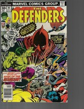 Defenders #40 (Marvel, 1976) VF- - $2.97