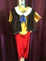 Pinocchio Costume + Hat  - $32.52