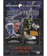 Frankenstein Created Woman/The Legend of the 7 Golden Vampires (DVD, 2003) - $39.99