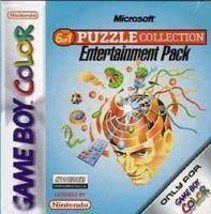 Microsoft The 6in1 Puzzle Collection Entertainment Pack - Game Boy Color - $26.59