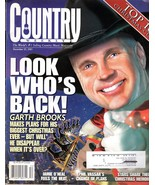 Country Weekly Magazine December 25, 2001 Garth Brooks, O'Neal, Vassar - $2.50