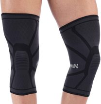 Mava Sports Knee Compression Sleeve Support - $16.96