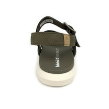 Timberland Women's Wilesport Olive Green Leather Strap Sandals A1TSW image 2