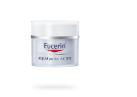 Eucerin AQUAporin ACTIVE A light, hydrating facial cream - $32.67