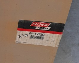 Baldwin PA2620 Outer Air Filter Element w Lift Tabs New Old Stock from Shop - $79.99