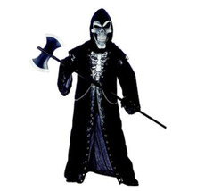 Totally Ghoul Crypt Master Boys' Halloween Costume Large 10-12 NWT - $17.99