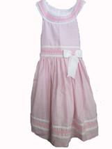 Bonnie Jean sleeveless dress SIZE 7 - $16.78
