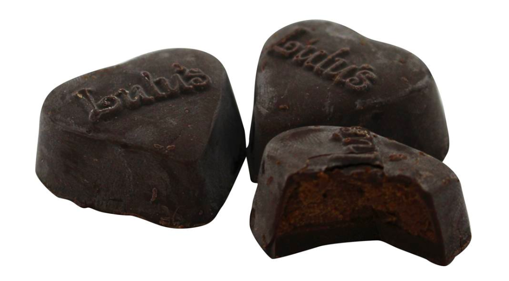 Keto chocolate: Lulu's Love Truffles Hazelnut Butter cups 3 ct (5.5 carbs)