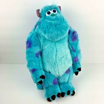 "Disney Store Monsters Inc Sully Sulley Plush 15"" Stuffed Animal  - $17.75"