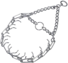 Herm Sprenger Chrome Plated Training Collar with Quick Release Snap for ... - €31,94 EUR
