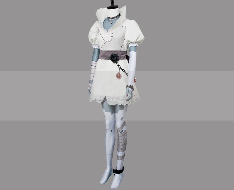 Customize Overwatch Halloween Terror Sombra Skin Bride Cosplay Costume Buy