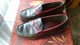 Men's G H Bass & Co. Leather Loafer size 8 - $38.61