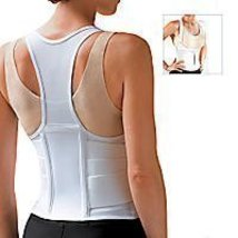 BSN Medical Original Cincher Back Support White (3 Extra large White) - $44.99