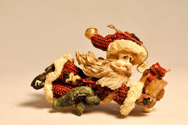 Boyds Bears: Nicholas The Giftgiver - #2551 - Holiday Ornament image 6