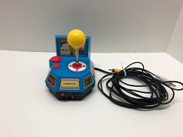 Namco JAKKS Pacific 2004 Ms. Pac Man Plug and Play 5 in 1 Electronic TV Game - $29.65