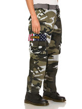 SW Men's Tactical Combat US Force Military Army Cargo Pants Trousers with Belt image 9