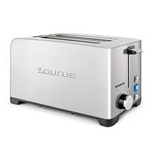 Taurus Mytoast Duplo Legend Tostador de 40 mm, 1400 W, Acero Inoxidable,... - €58,04 EUR