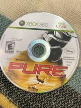Pure (Microsoft Xbox 360, 2008) Disc Only Disney Game Free Shipping - $4.26