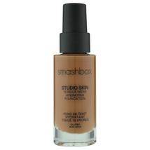 Smashbox Studio Skin 24 Hour Wear Hydrating Foundation 1 oz / 30 ml 4.2 ... - $31.31