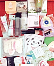 Korean Skincare Samples Best of Korean K-Beauty Skincare Bag Surprise Pack - $52.00 - $100.00