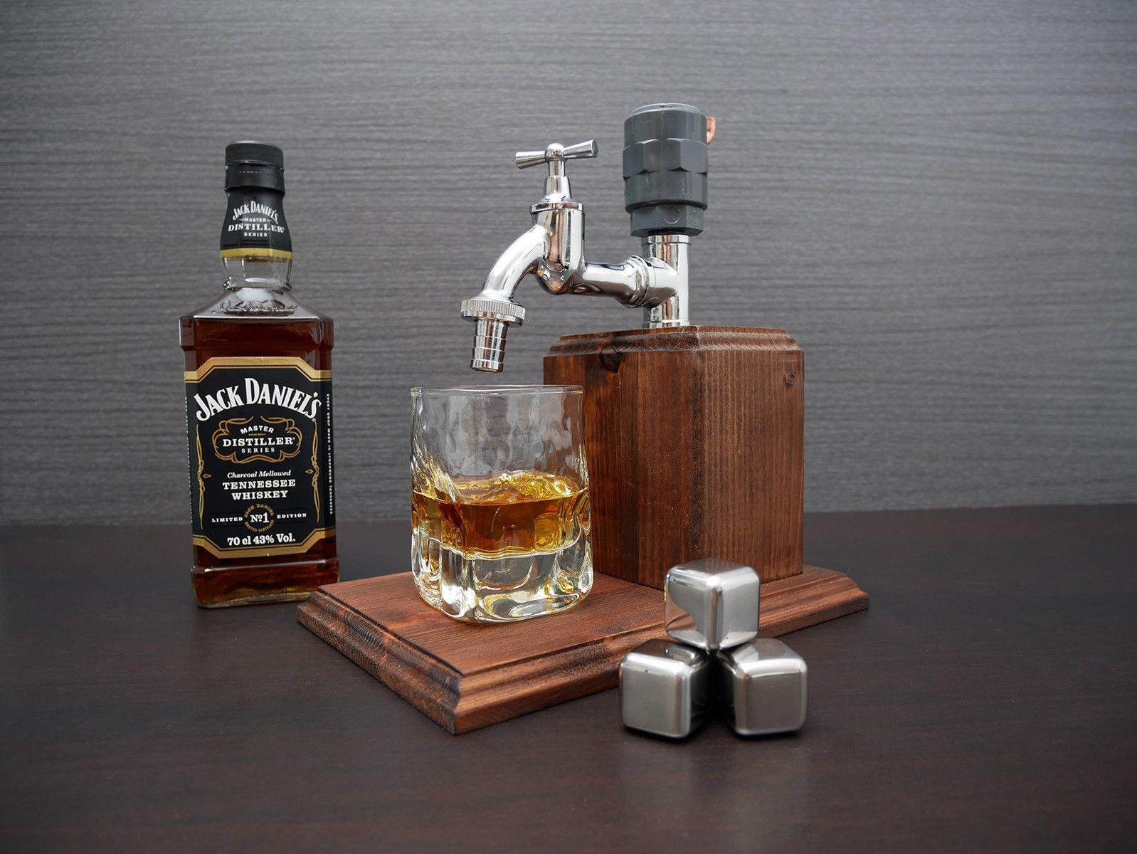 Alcohol Dispenser, Whiskey Dispenser, Drink Dispenser, Liquor Dispenser, M-C - $163.35