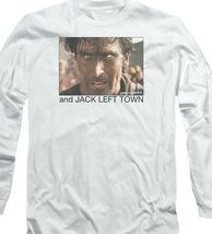 Army of Darkness Evil Dead Jack Left Town Ash Williams Long Sleeve Tee MGM167 image 3